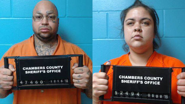 Chambers County inmate escapes with woman's help, later arrested in…