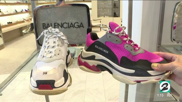 Dad sneakers are in! | HOUSTON LIFE | KPRC 2
