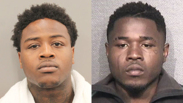 2 men charged in connection with officer-involved shooting at SW Houston…