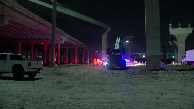 Construction worker dies after falling off bridge at 288 and Beltway