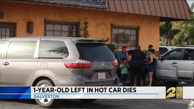1-Year-Old Left in Hot Car Dies