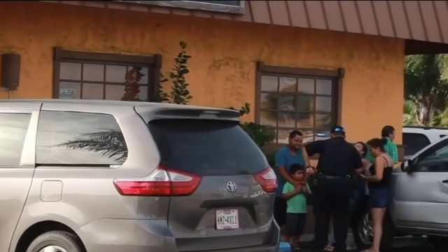 1-year-old child dies after being left in car for 5 hours