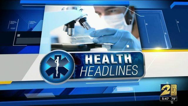 Health headlines for June 25, 2019