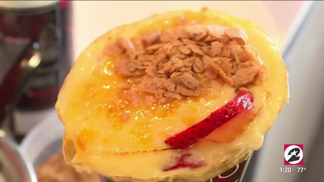 Japanese-style crepes come to Katy | HOUSTON | KPRC 2