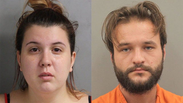 Parents arrested in connection with 10-week-old daughter's death