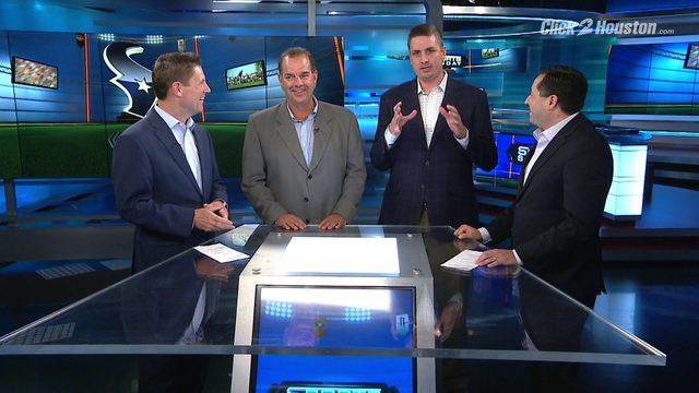 McIlvoy, Wexler talk Texans with 610's John Lopez and Landry Locker
