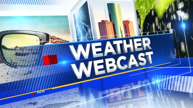 Rain cools temps on Tuesday