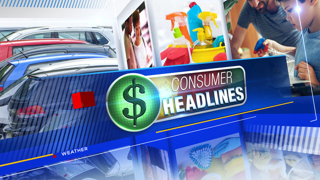 Consumer headlines for Aug. 27, 2019