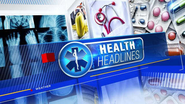 Health headlines for July 15, 2019