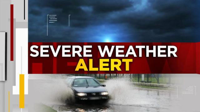 WEATHER ALERT: Flash flood warnings issued across SE Texas