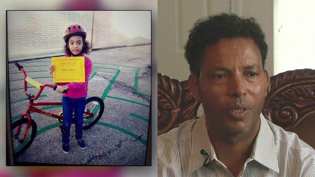 Father speaks after 8-year-old daughter dies in hit-and-run