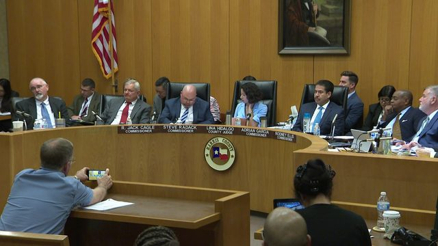 Harris County expands antidiscrimination policy to include sexual…