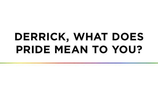 Houston Life's Derrick Shore Talks Pride