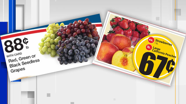 Grocery deals: This week it's all about fruit