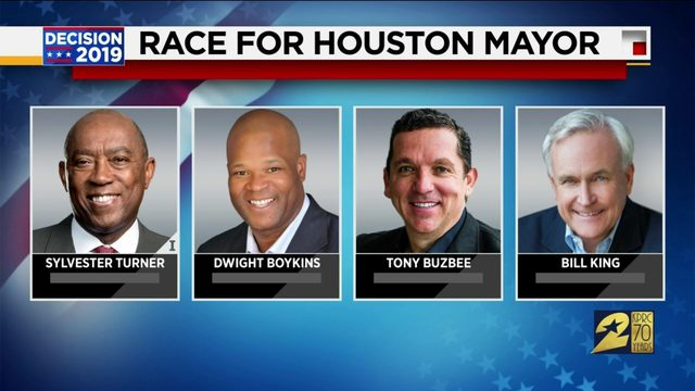 Fundraising by the numbers - Houston Mayoral race