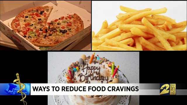 Ways to reduce food cravings