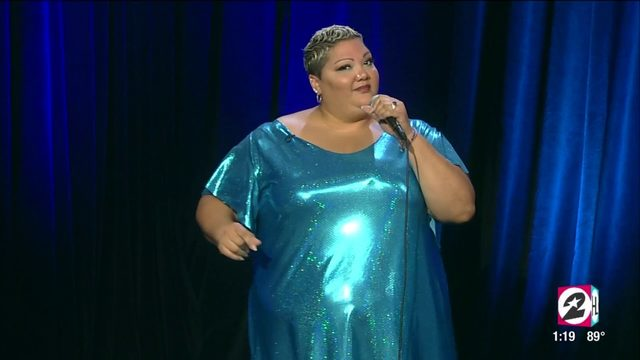 After 'America's Got Talent' Houston singer Christina Wells wants to…