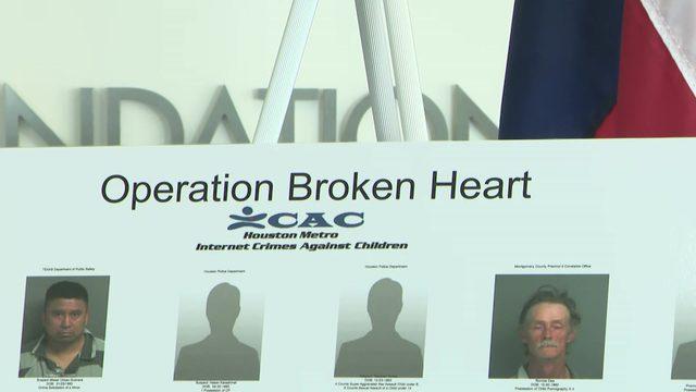 Firefighter, teacher among 51 arrested as part of 'Operation: Broken Heart'