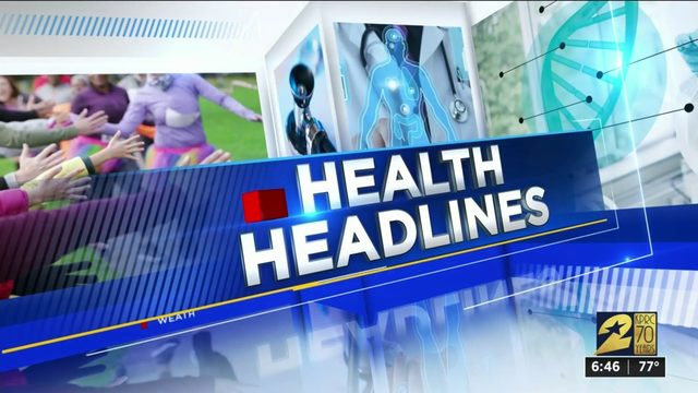 Health headlines for June 27, 2019