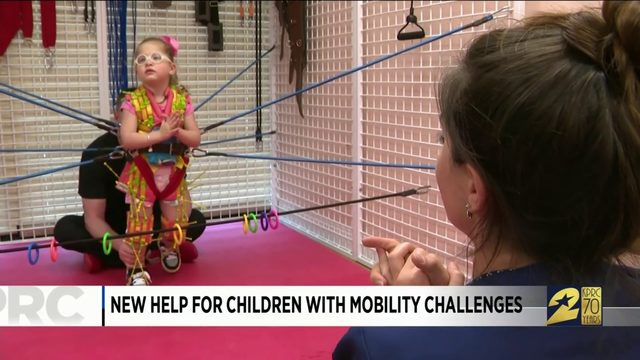 New help for children with mobility challenges