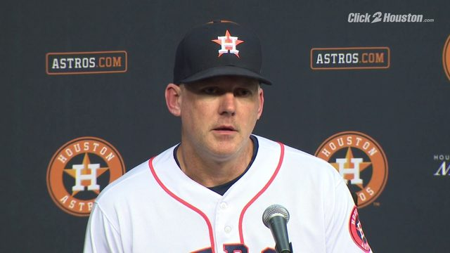 Hinch: 'I'll have to live with' bullpen decision in Game 7