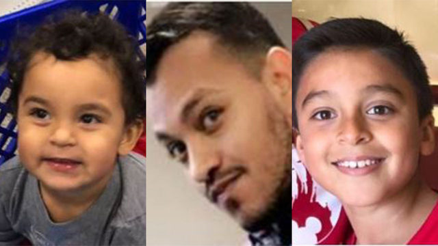 Amber Alert issued for two El Paso children believed to be in 'grave danger'