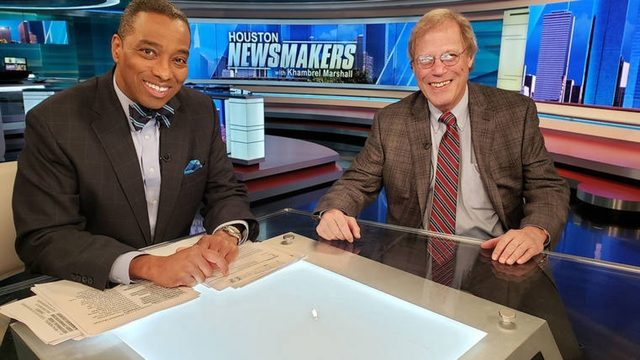 Houston Newsmakers: Taking a look at the annual Kinder Institute survey