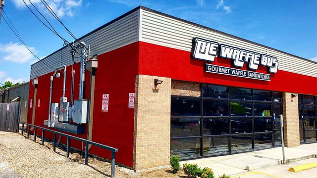 The Waffle Bus to open brick-and-mortar restaurant in Houston Heights
