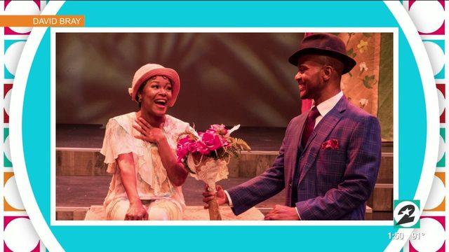 Houston native stars in 'Josephine Tonight' at The Ensemble Theatre