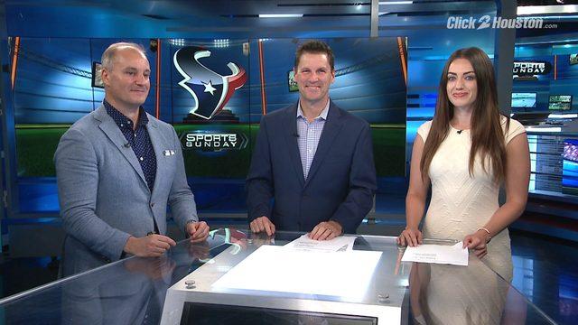 Randy and Lainie talk Texans Top 5 questions with Chron's Aaron Wilson