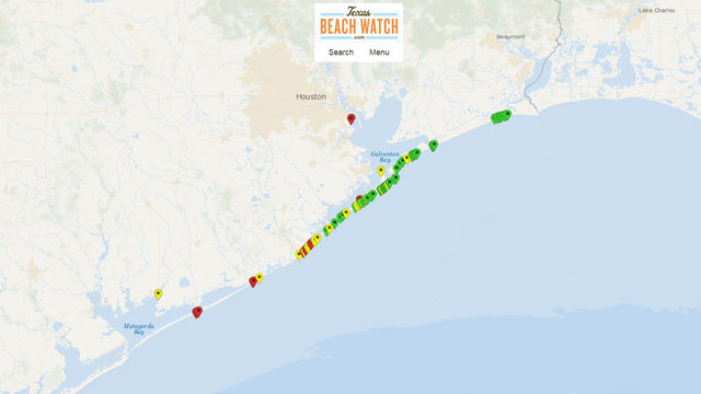 Before you head to the beach: Elevated levels of fecal matter found in water