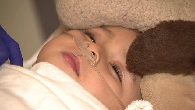 Overcoming childhood cancer