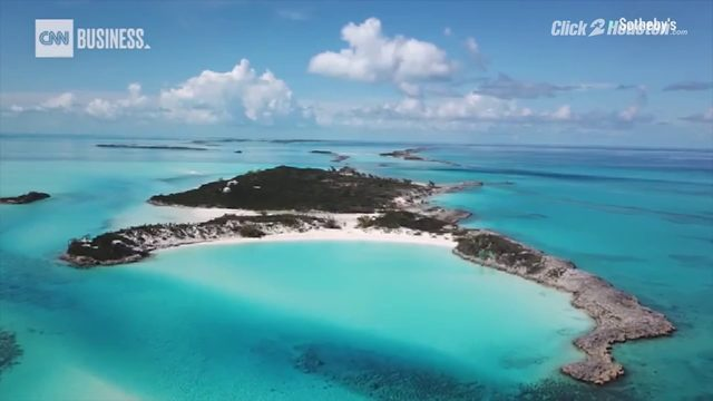 Fyre festival island up for sale