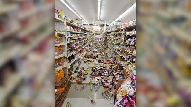6.4 magnitude earthquake rattles Southern California
