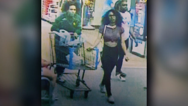 Police working to identify man seen with woman believed to be 'Lufkin Licker'