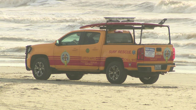 Man's body found after being swept away by rip currents off Galveston,…