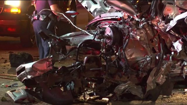 Good Samaritan pinned under truck after trying to help driver in fiery crash