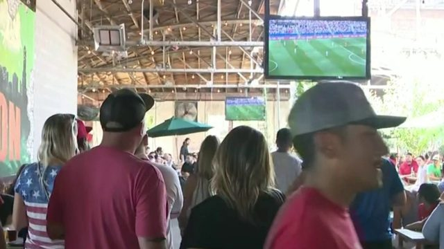 World Cup fever as the US takes on Netherlands