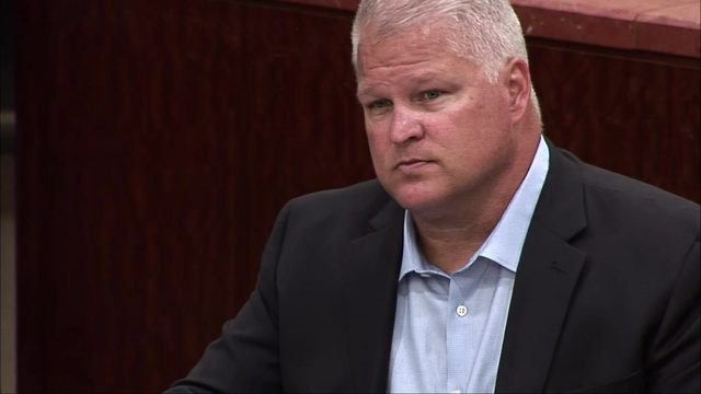 Opening statements underway at David Temple's retrial