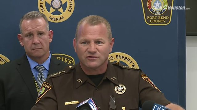 Sheriff Nehls discuss arrest of Honduran burglar ring