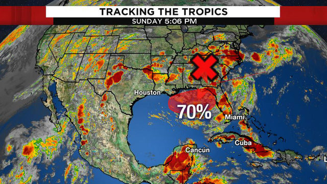 What you need to know about potential tropical system developing in the Gulf