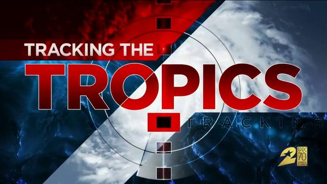 Tracking the tropics: Frank's 10PM update on July 8, 2019