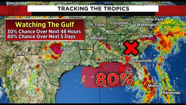 Tracking the tropics: What you need to know about system that could…