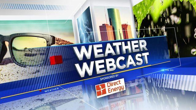 Heat advisory today, tropics heat up tomorrow