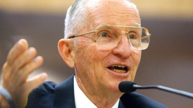 Remembering Ross Perot