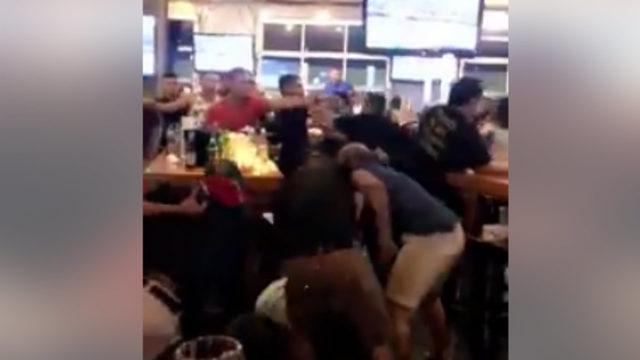 KSAT: Video shows massive brawl after soccer match