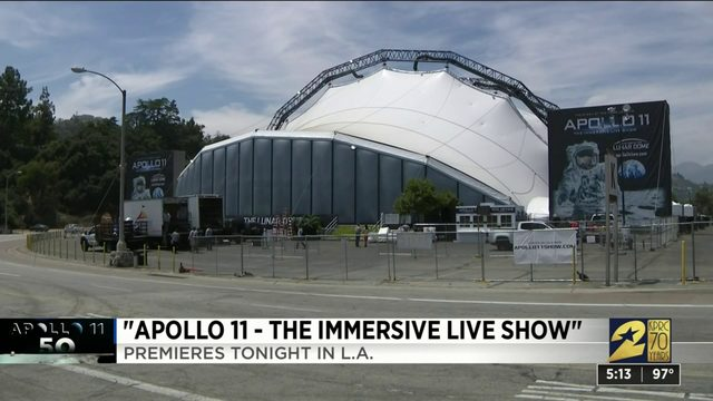 Apollo 11: The Immersive Live Show