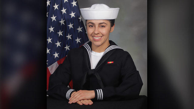 Houston sailor receives Military Excellence Award