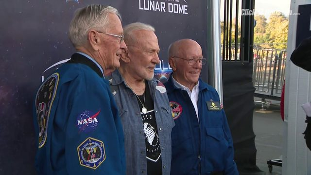 Red carpet premiere of Apollo 11 - The Immersive Live Show