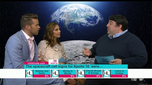 Test your space IQ with some out of this world trivia | HOUSTON LIFE | KPRC2